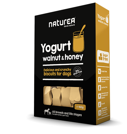 Yogurt, walnut & honey package image