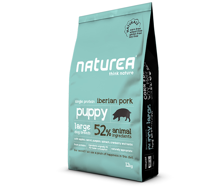 puppy iberian pork package image