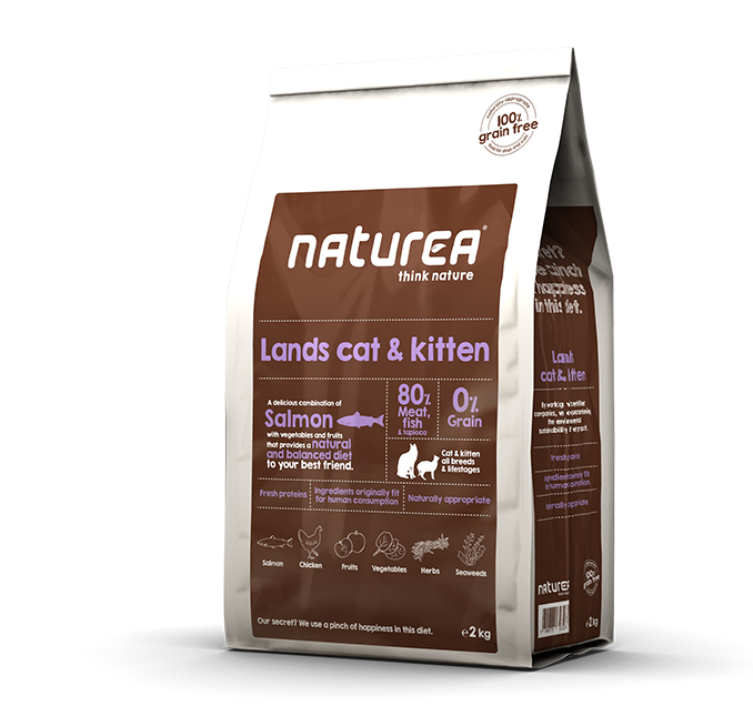 Lands Cat & kitten package image