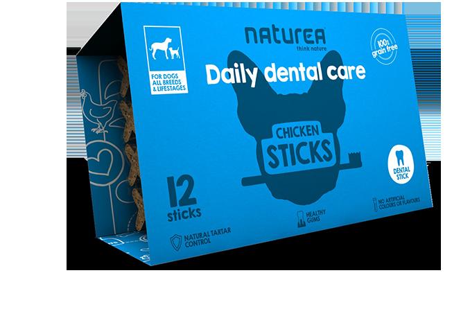 Dental Sticks package image
