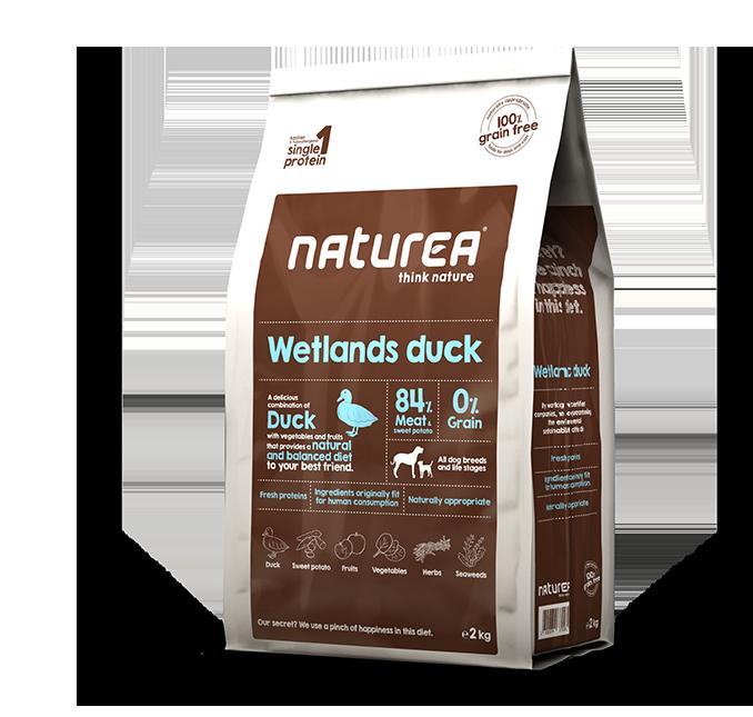 Wetlands duck package image