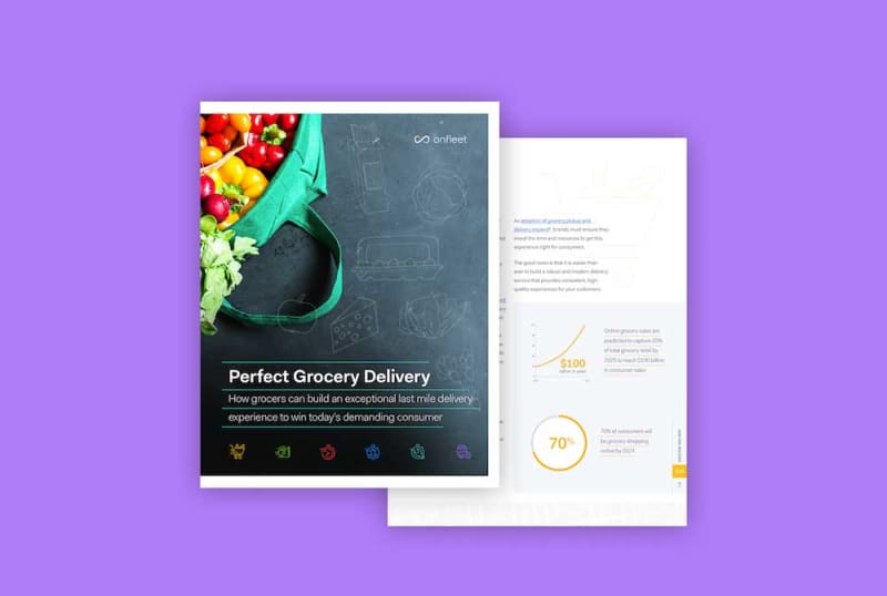 Read Our Latest White Paper: Perfect Grocery Delivery