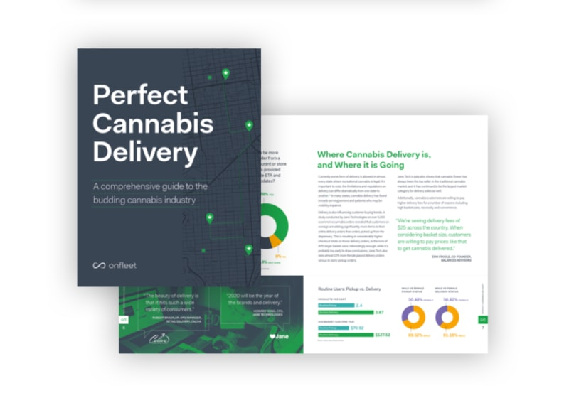 Read our updated white paper: Perfect Cannabis Delivery