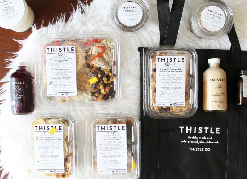 Onfleet helps meal delivery company Thistle boost delivery capacity 20 percent
