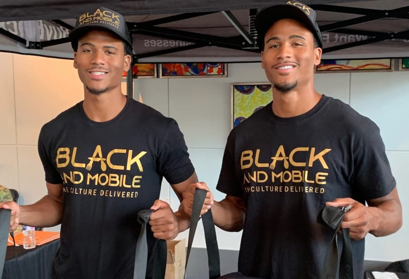 Black and Mobile:  A success story of vision and grit fueled by  pandemic and social movement