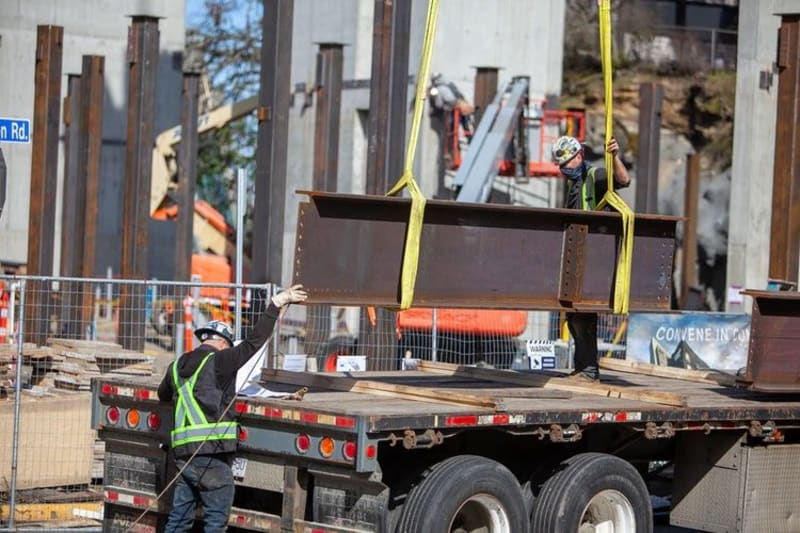 How Delivery Technology is Reshaping the Construction Industry