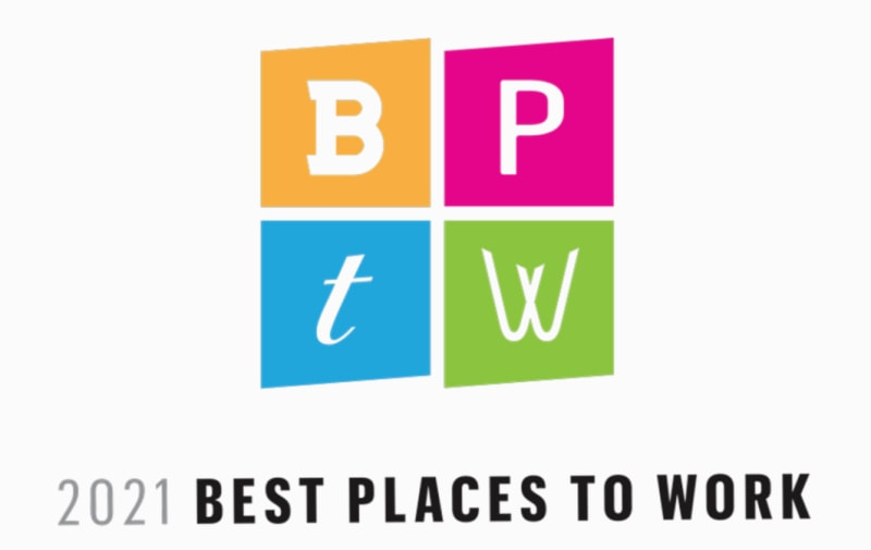 Onfleet places 2nd in 2021 Best Places to Work in the Bay Area