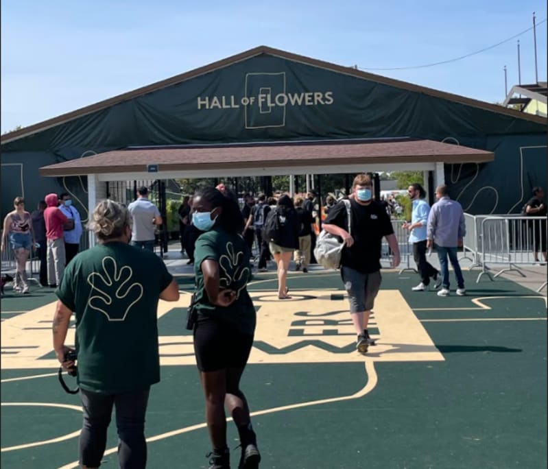 Onfleet's 5 takeaways from supporting growing businesses at Hall of Flowers in Santa Rosa