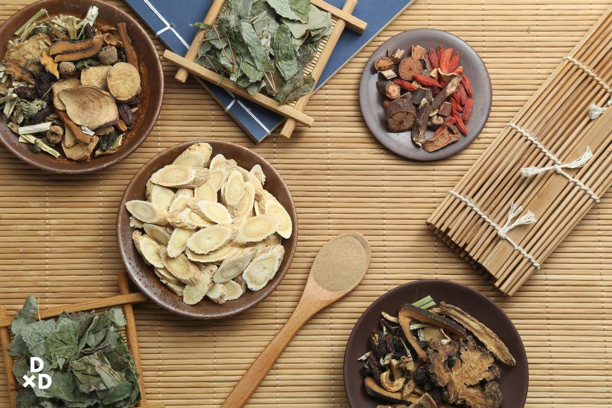 TCM herbs for irregular periods