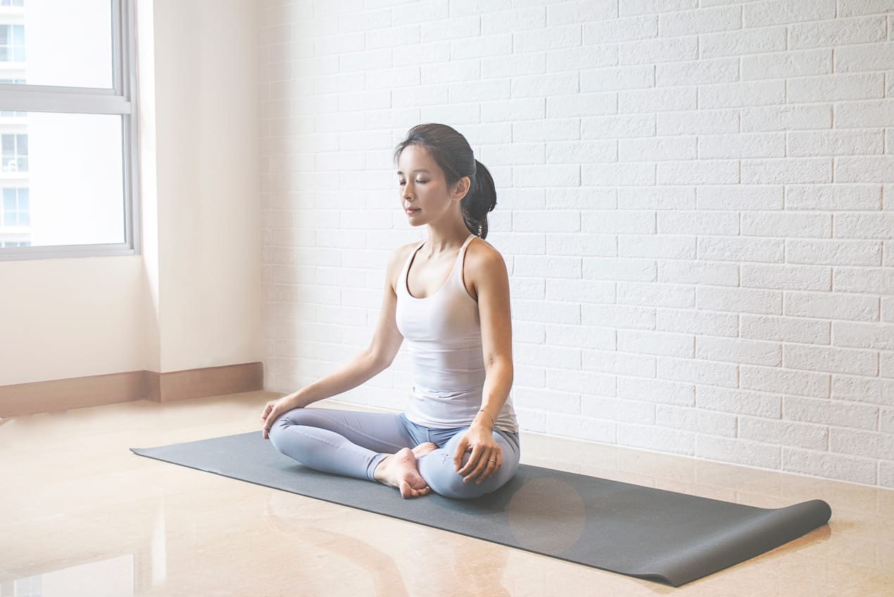 How Mindful Breathing Helps Reduce Stress undefined
