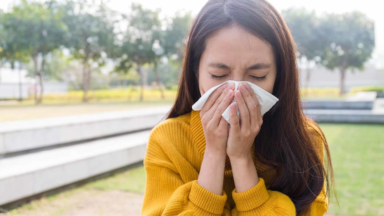 Hate Your Sensitive Nose? This Is The Cure undefined
