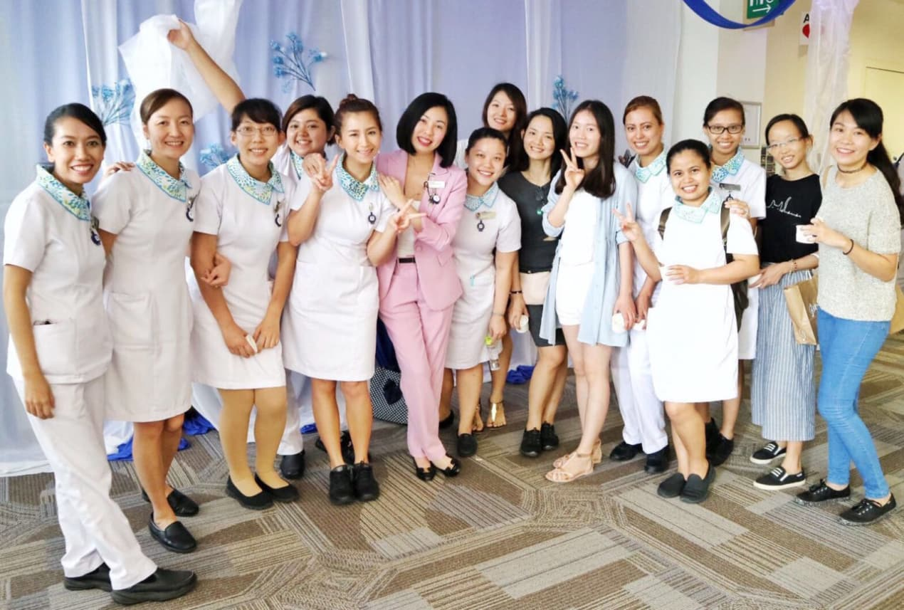 15 Myths About Nurses In Singapore undefined