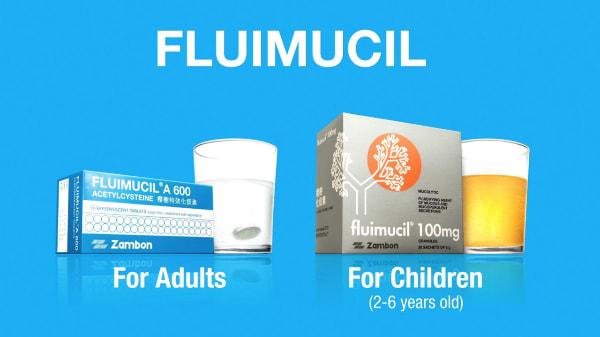 fluimucil Singapore