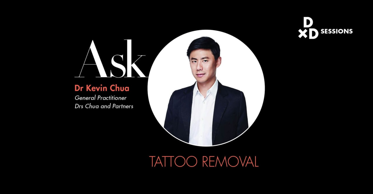 Ask Dr Kevin Chua: Tattoo Removal undefined