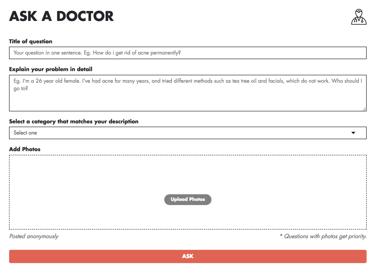 ask doctor free