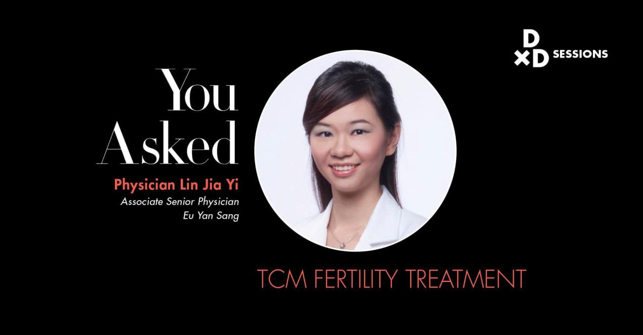 Ask Physician Lin Jia Yi: TCM Fertility Treatment undefined