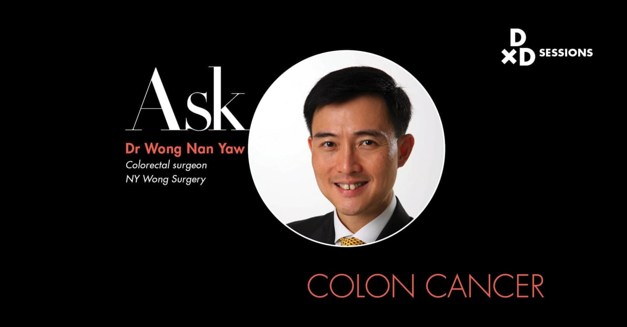 Ask Dr Wong Nan Yaw: Colon Cancer undefined
