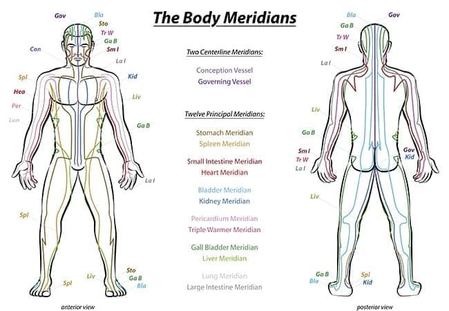tcm singapore body meridians