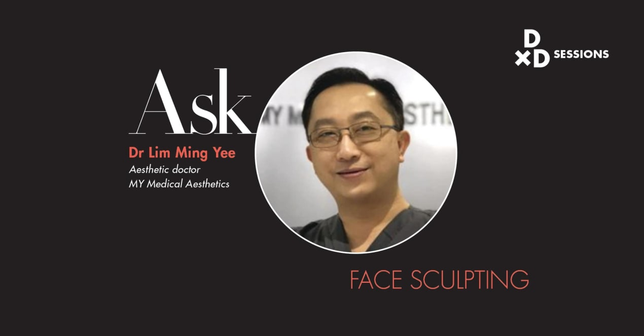 Ask Dr Lim Ming Yee: Face Sculpting undefined