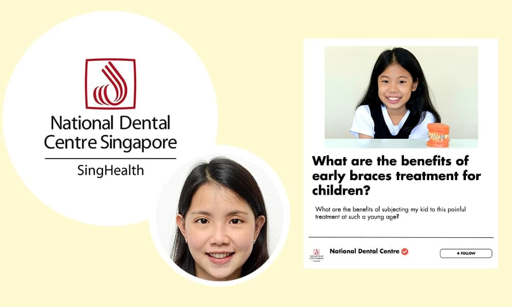 Your Child's Crooked Baby Teeth Might Lead To Damage In Their Adult Teeth! Singapore National Dental Centre Tells Us Why undefined