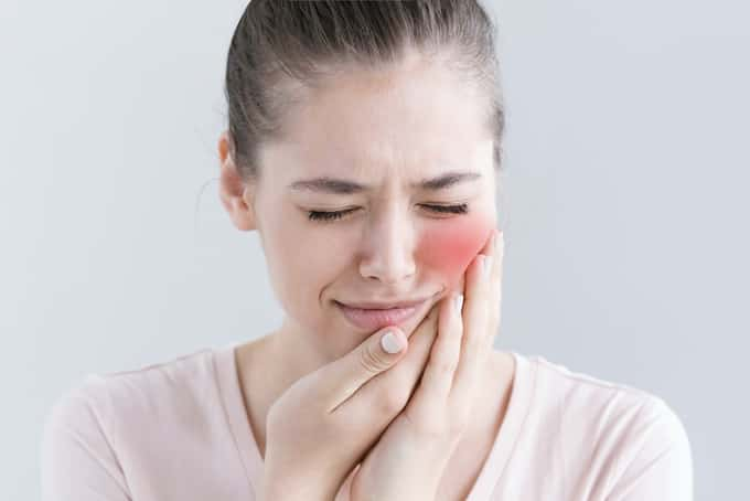 tooth infection singapore