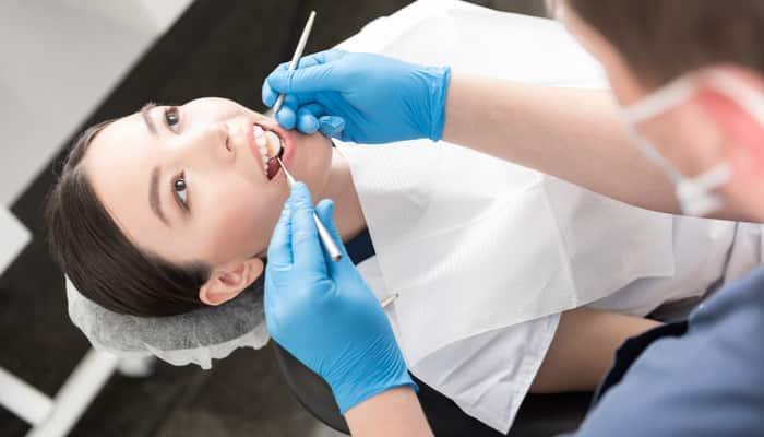 dental checkup for wisdom tooth