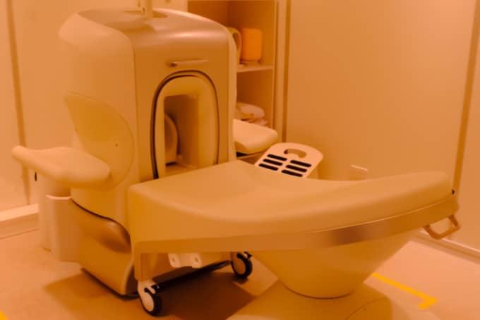 mini MRI for wrist and knee