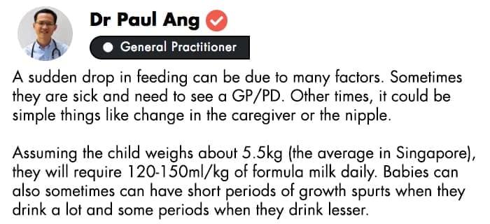 milk feeding problems