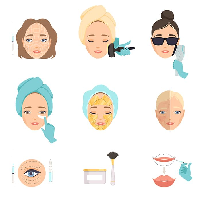 different types of facelift options in singapore