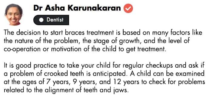 braces for children singapore