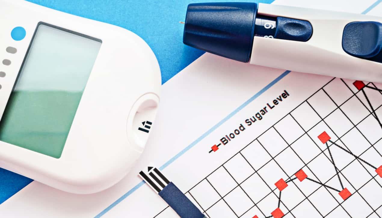 diabetic blood sugar control