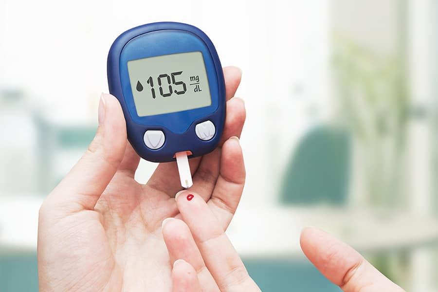 high sugar levels diabetes