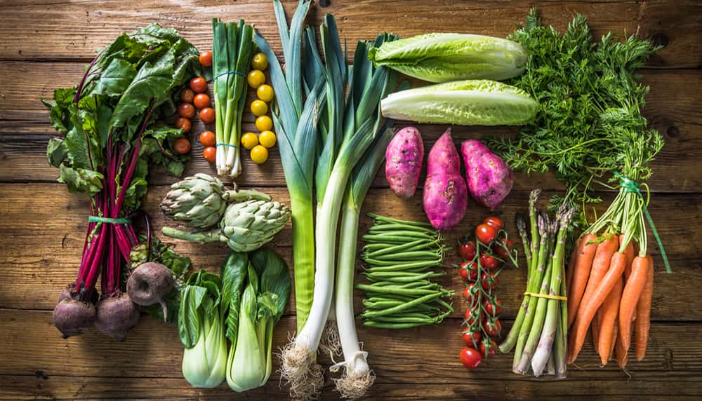 vegetables can help with bad breath