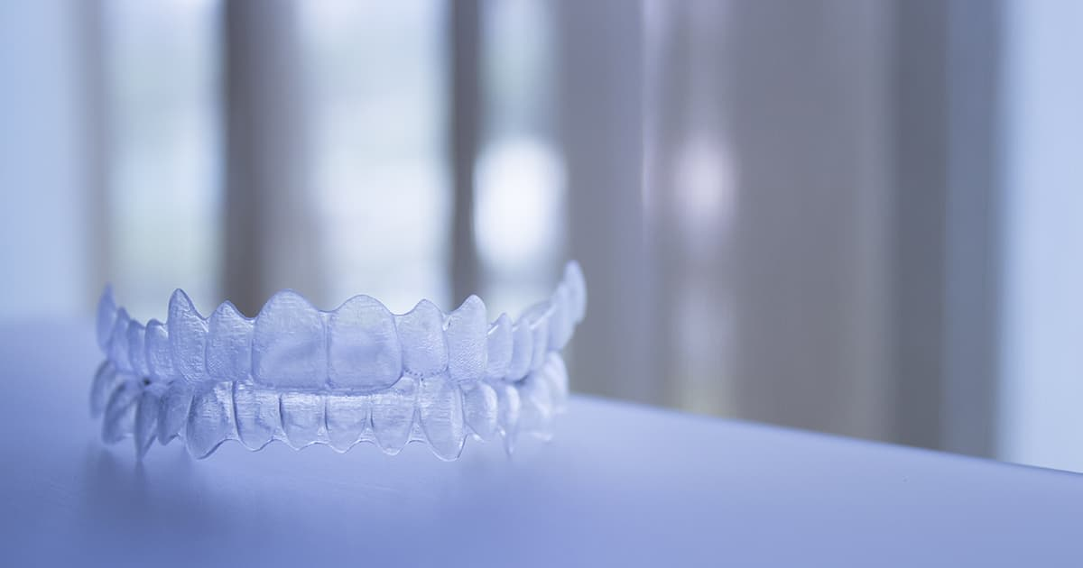 clear dental aligners