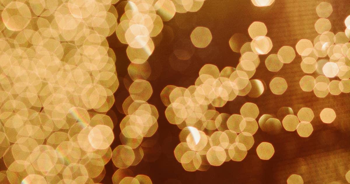 blurred vision bokeh