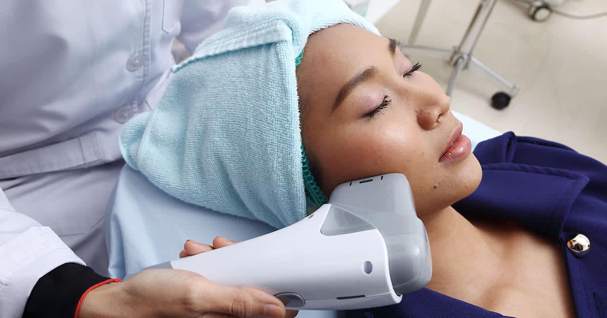 facial rejuvenation medical treatment