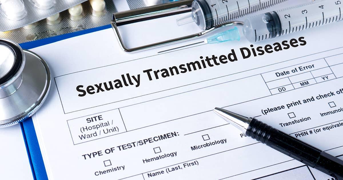std test doctor form