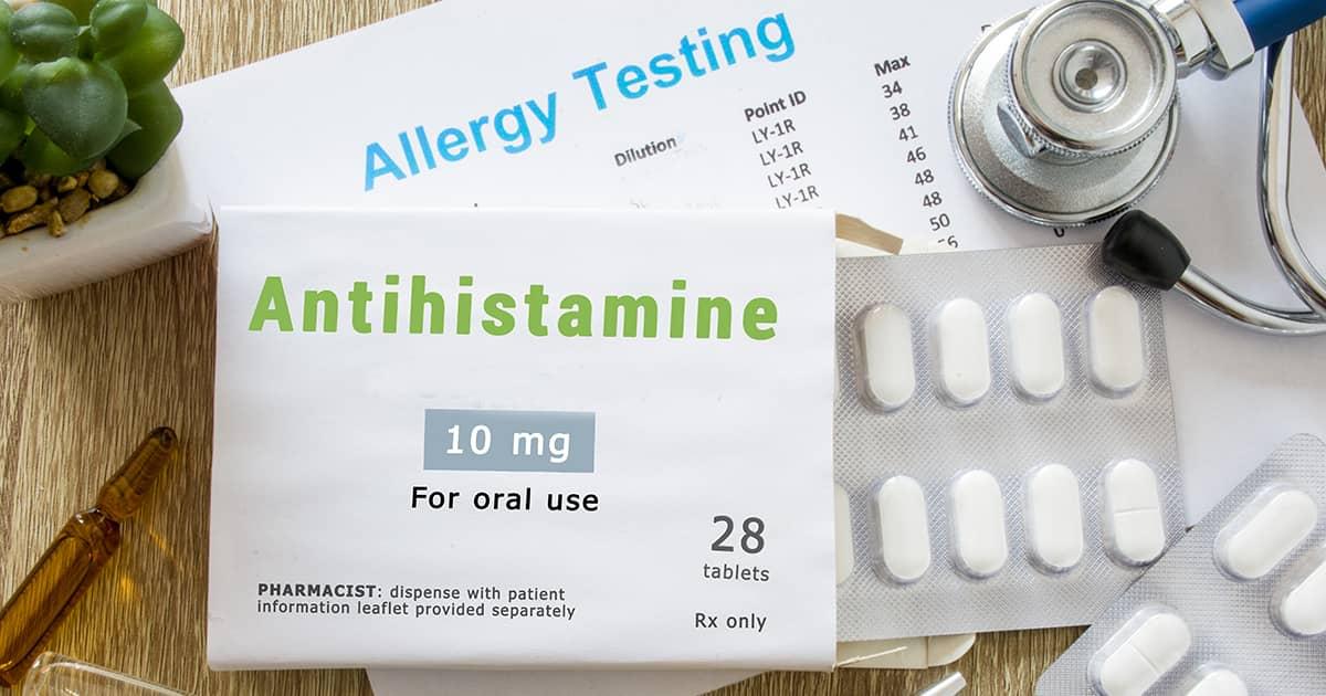 antihistamine medication