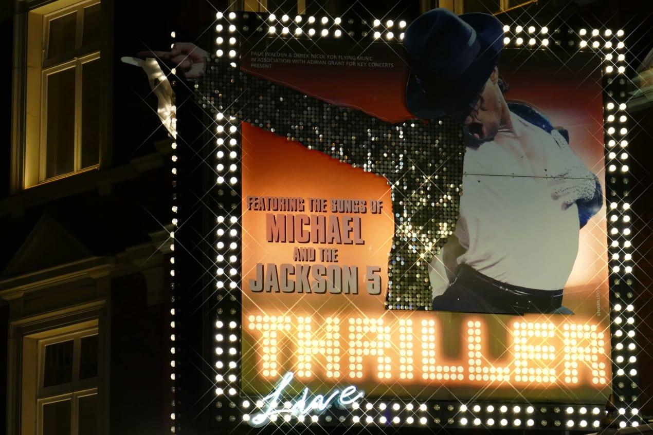 Michael Jackson had Vitiligo