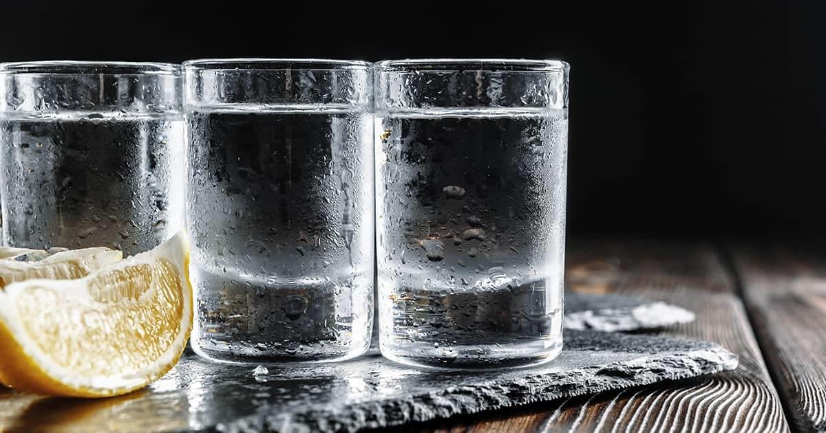 gin-clear-spirits-shots