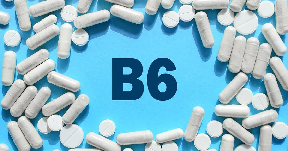 vitamin-b6-capsules
