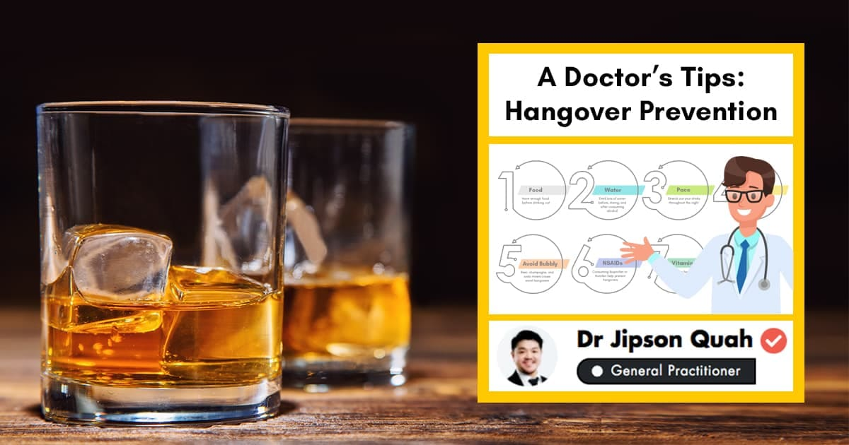 9 Doctor Tried-And-Tested Hangover Prevention Methods undefined