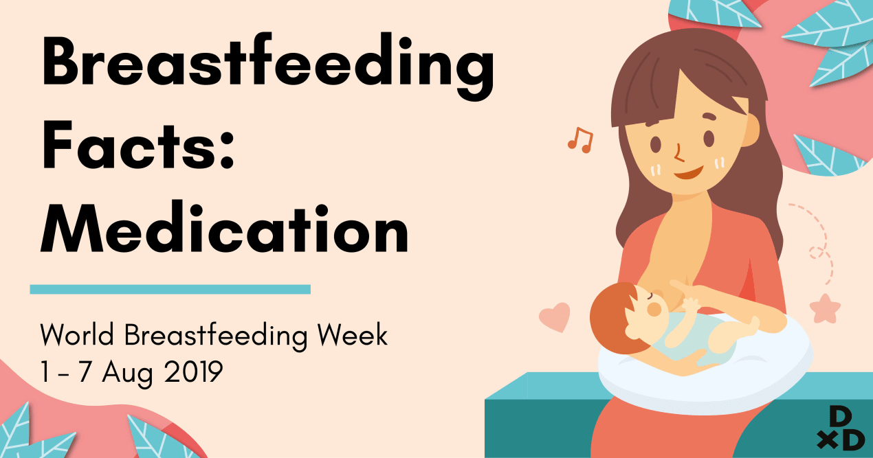 Breastfeeding Facts: Can I Take Medications? undefined
