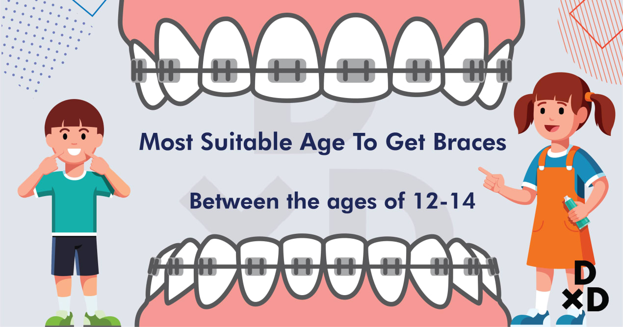 most-suitable-age-to-get-braces