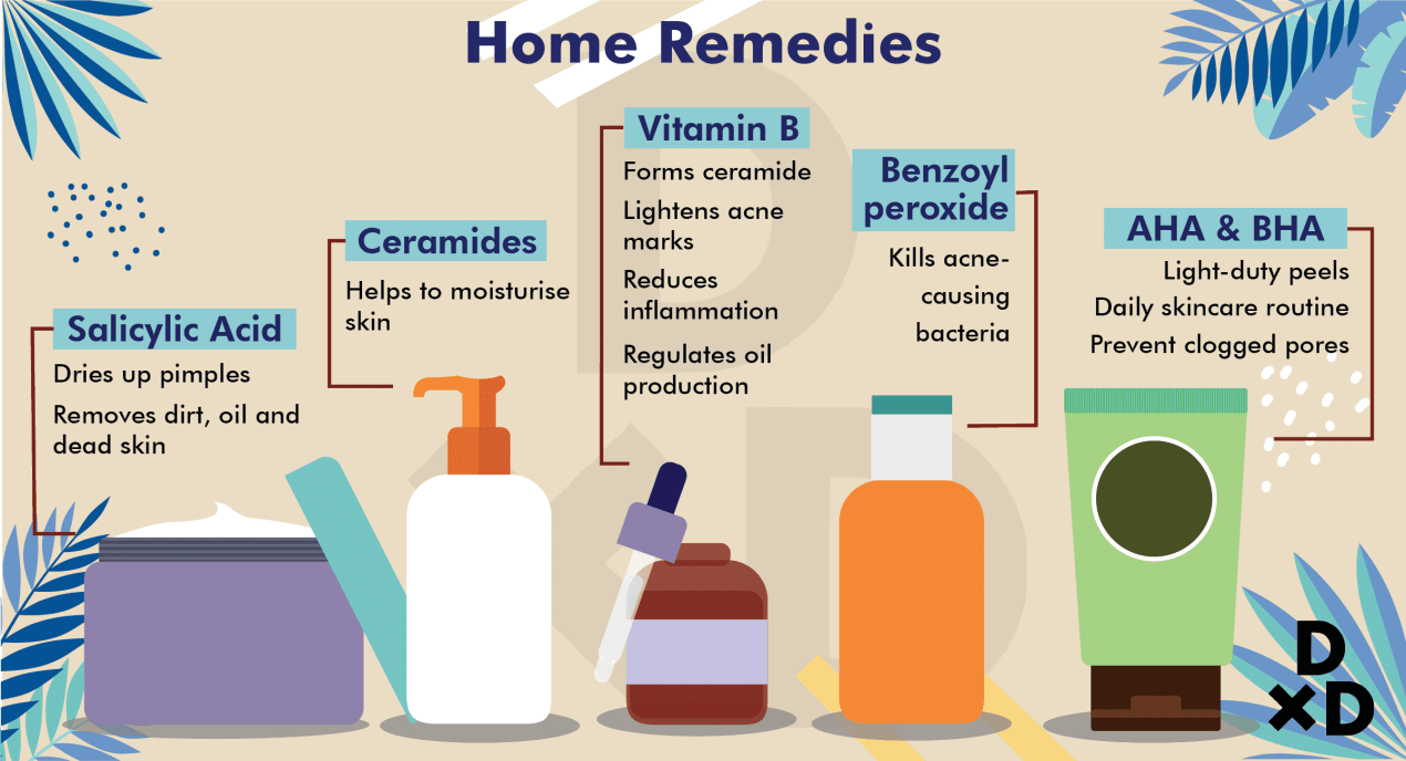 home-remedies-hormonal-acne
