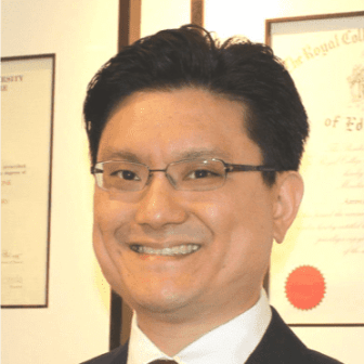 Dr Aaron Gan undefined