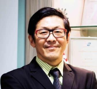 Dr Tony Ho undefined