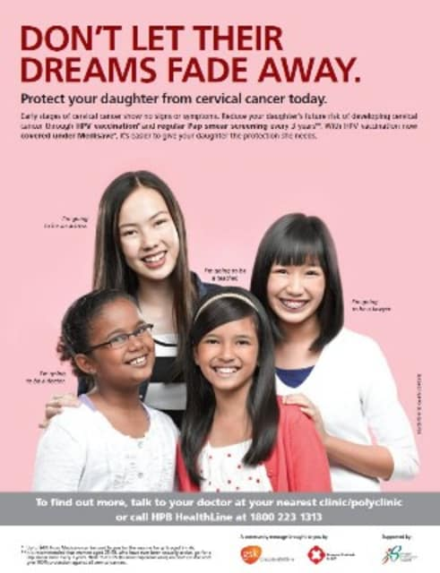 HPV Vaccination in Singapore