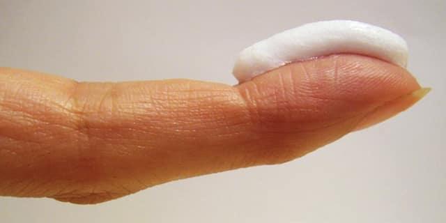 steroid cream 1 finger tip