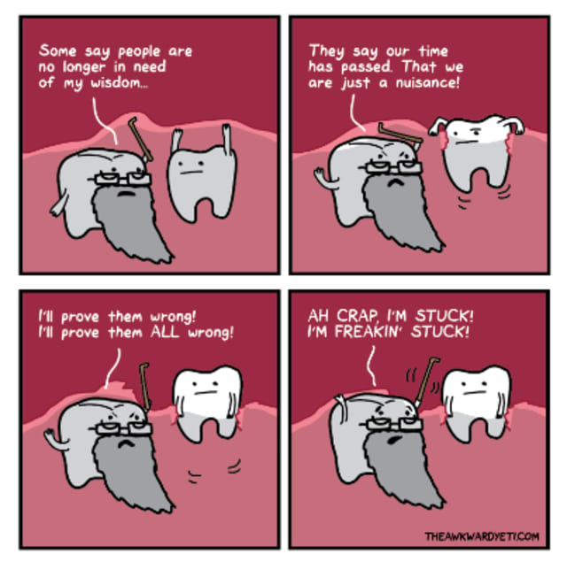 Wisdom tooth extraction cost Singapore